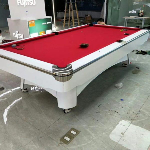 Patented Mobile Pool Table CueSports - Mobile pool table